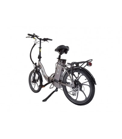 Electric Bicycle Eltreco WAVE 350W серый