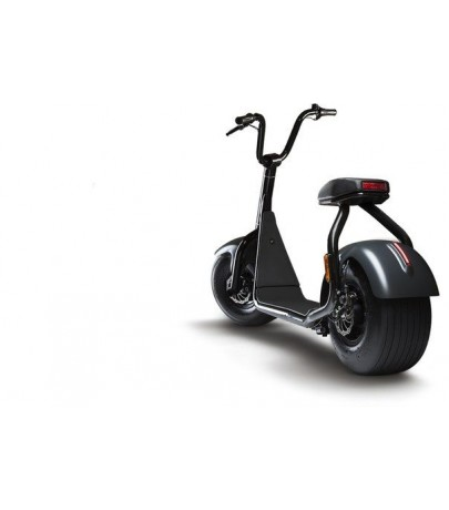 Electric Scooter Citycoco черный