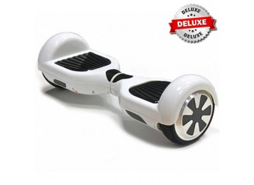 Гироскутер Smart Balance Wheels 6.5 Deluxe-Edition белый