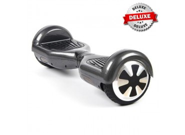 Гироскутер Smart Balance Wheels 6.5 Deluxe-Edition черный карбон
