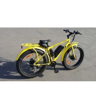 Electric Bicycle Volteco BIGCAT dual