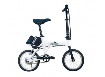 Electric Bicycle Volteco FREEGO белый