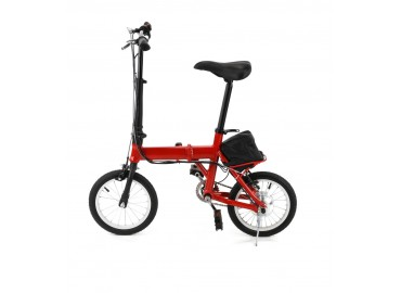 Electric Bicycle Volteco FREEGO красный