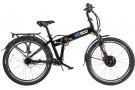 Electric Bicycle Eltreco PATROL Cardan 26 черный по доступной цене