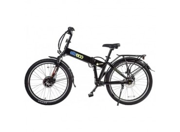 Electric Bicycle Eltreco PATROL Cardan 26 синий