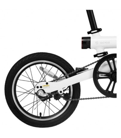 Electric Bicycle XIAOMI Qicycle белый