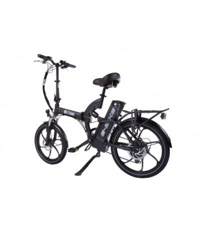 Electric Bicycle Eltreco TT 500W matt черный