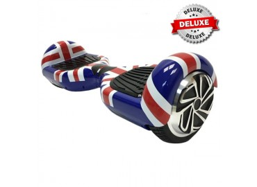 Гироскутер Smart Balance Wheels 6.5 Deluxe-Edition Британский флаг