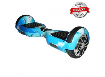Гироскутер Smart Balance Wheels 6.5 Deluxe-Edition граффити дельфин