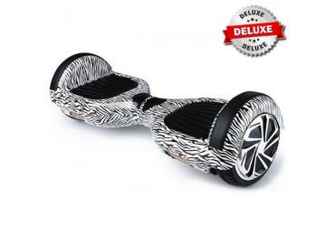 Гироскутер Smart Balance Wheels 6.5 Deluxe-Edition граффити зебра