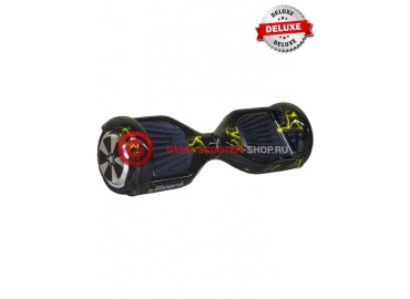 Гироскутер Smart Balance Wheels 6.5 Deluxe-Edition желтая молния