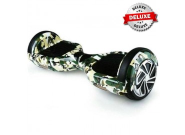 Гироскутер Smart Balance Wheels 6.5 Deluxe-Edition камуфляж белый
