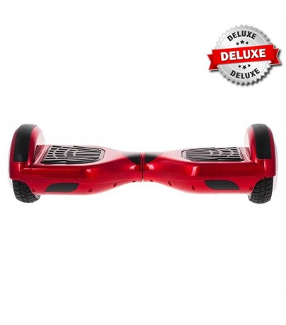 Гироскутер Smart Balance Wheels 6.5 Deluxe-Edition красный